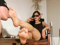 Sandals And Feet Worship (part.2)