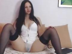 Webcam girl wonderful pussy