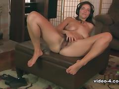 Katie Zucchini in Amateur Movie - ATKHairy