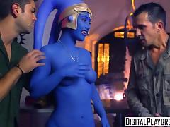 Star Wars Underworld XXX Parody scene2
