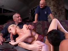 Fabulous pornstar in best mature, threesomes adult video