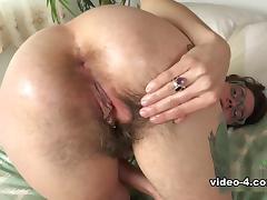 Anal, Anal, Hairy, Masturbation
