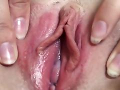 Vagina, Close Up, College, Lick, Pussy, Russian