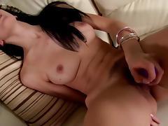 Hottest pornstar in horny hd, brunette porn clip
