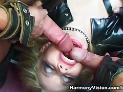 All, Anal, Banging, Blonde, Cum, Facial