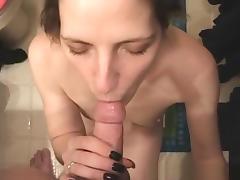 Amazing pornstar Marie Madison in incredible pov, facial sex video