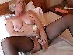 Fabulous Amateur video with Doggy Style, Blonde scenes