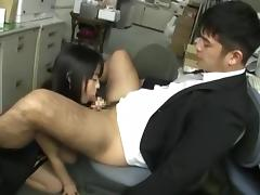 Horny Japanese chick Mari Kobayashi in Exotic JAV movie