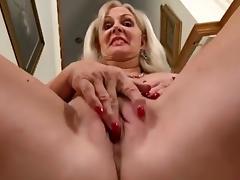 Exotic Amateur clip with Masturbation, Solo scenes