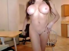 DreamsCurves secret clip from MyFreeCams
