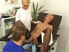 Horny homemade Fetish, Stockings porn movie