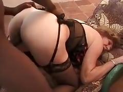 Best Homemade video with Doggy Style, Stockings scenes