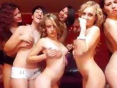 Crazy Amateur movie with Skinny, Small Tits scenes