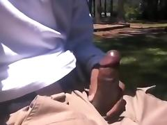 Caught, Caught, Fetish, Gay, Masturbation, Public