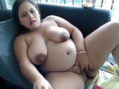 Preggy_hot secret clip on 08/09/15 11:01 from Chaturbate