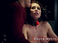 Brutal, BDSM, Blowjob, Brunette, Brutal, Cum
