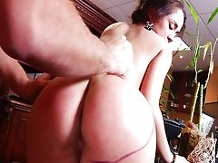 All, Assfucking, Big Cock, Blowjob, Brunette, Couple