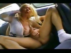 Stepmom, Aged, Cougar, Group, Sex, Threesome