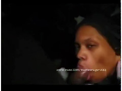 Ebony Amateur Slut Loves Hard Cock