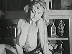 Jennie Lee and Her Hot Lingerie 1950 porn video