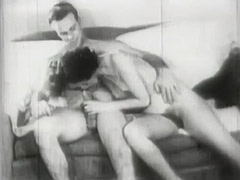 Sexy Beauty in Erotic Lingerie 1950 porn video