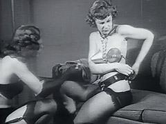 Bad Fetish Girls Enjoying Their Dark Pleasures 1950 porn video