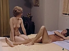 Lady Teaching Sex a Virgin Man 1960 porn video
