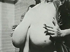 1970, Ass, Babe, Blonde, Classic, Granny