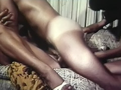 Threesome MMF Hardcore in Motel Room 1970