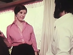 Pure Secretary is too Weak to Oppose 1970 porn video