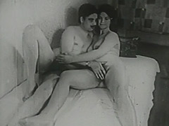 Rough Penetration During a Discussion 1940 porn video