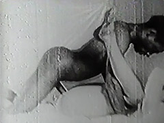 Two Girls and one Black Cock 1940 porn video