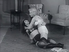 1950, Ass, Babe, Blonde, Brunette, Classic