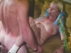 Busty Teen with Hairy Cunt in Xxx Action 1970