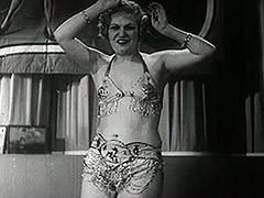 Fatima Tantalizes with Her Love Dance 1940 porn video