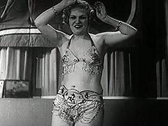 1940, Babe, BBW, Blonde, Classic, Fetish