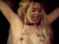 Big Titted Wife is a Sex Slave 1970