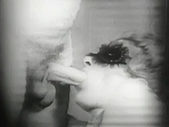 Blindfolded Babe Going Crazy for Cock 1940