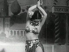 Petite Girl Having Fun on the Stage 1940 porn video