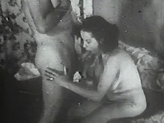 Wife Fucked by her Husband 1940 porn video