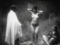 1920, Classic, Fetish, Outdoor, Softcore, Threesome