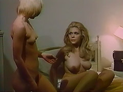 Horny Lesbians are Going Insane 1970 porn video