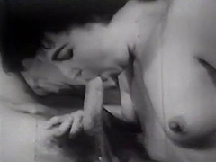 A Nun gets Her Cunt Fucked 1950 porn video