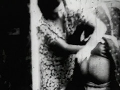 Maid Broke a Vase and was Punished 1930 porn video