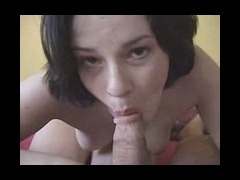 Full mouth couple decided to make an amateur blowjob vid Oral sex is a need not only for this boy bu