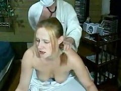 Doctor examines her pussy Sweet chick gets a surprise she was not expecting at the doctors office Af