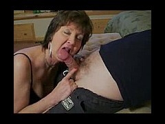 Mature Slut Sucks Neighbors Cock Mature slut has a thing for her neighbor in this private xxx video
