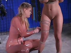 Bondage, BDSM, Bondage, Femdom, Latex, Slave