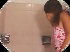 Trisha Krishnan scandal bathing