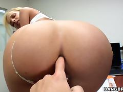 Jada Stevens First Sex Video Goes Great